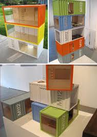 Barbie Dollhouse Plans How To by Playful Minitecture 15 Ultra Modern Dollhouse Designs Urbanist