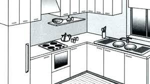 dessiner une cuisine en 3d dessiner plan cuisine logiciel dessin plan cuisine gratuit 9n7ei com