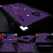 purple felt pool table pool table cycles blend swap