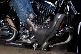 what should i look for in a motorcycle boot wisconsin harley