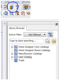 home designer pro catalogs how to create a reusable material in designer pro cad software