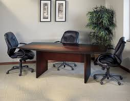 D Shaped Conference Table Mayline Furniture Ctc72 Corsica 72 X 36 Boat Shaped Conference Table