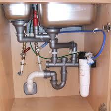 Fixing Kitchen Sink Drain Plumbing Under Kitchen Sink Decor Installation New Victoria Drop