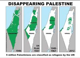 Israel Map 1948 Newsweek Middle East Pushes The Map That Lies And Other