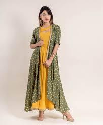 indo western kurta dress designer indo western suit for womens