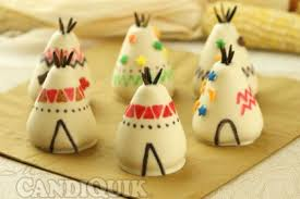 turkey and teepee cake pops edible crafts