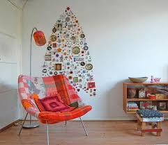 Interior Wall Alternatives No Room For A Tree 10 Diy Modern Holiday Alternatives Apartment