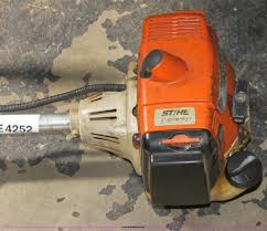 stihl fs120 weedeater item e4252 sold tuesday november