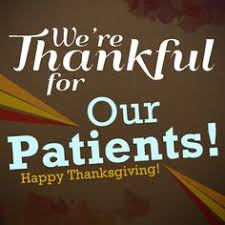 we our patients www mikemartindds thanksgiving
