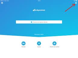 skyscanner app on ipad skyscanner questions skyscanner community