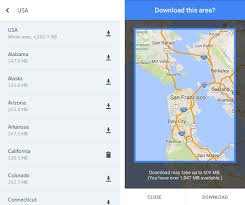 Where Is Venezuela On A Map Comparing Google Maps And Here Maps Offline