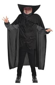 kids boys headless horseman halloween sleepy hollow fancy dress