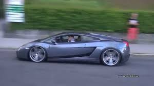 lamborghini gallardo sound low lamborghini gallardo sounds start up acceleration