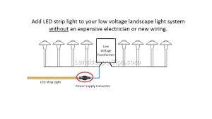 low voltage landscape lighting wiring diagram best landscape