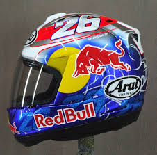 redbull motocross helmet racing helmets garage arai heads up pinterest racing