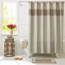 Shower Curtain At Walmart - better homes and gardens greek key shower curtain walmart com