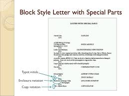 business letter enclosure notation the best letter sample
