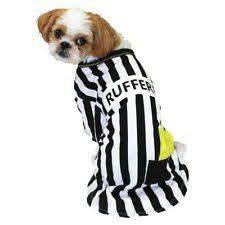 rufferee pet dog halloween costume size small medium large s ebay