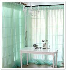 Mint Green Curtains Alluring Seafoam Green Curtains Inspiration With Best 10 Green