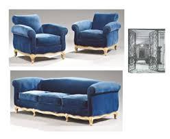 canap jean vente aux enchères jean pascaud 1903 1996 salon composé d un canap