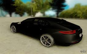 porsche panamera turbo 2017 back porsche panamera turbo 2017 for gta san andreas