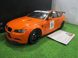bmw m3 gts coupe 25 orange au 1 18 kyosho 08739pm voiture