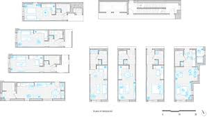 narchitects u003e carmel place hic arquitectura