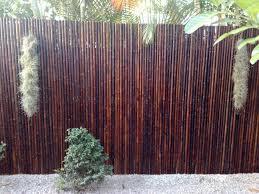 tub privacy screen made of bamboo ti amo garden pinterest