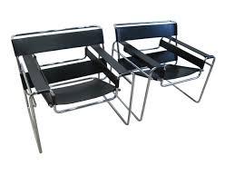 pair of knoll b3 u0027wassily u0027 chairs by marcel breuer 69508