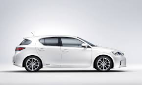 lexus cars 2011 lexus ct 200h is the most aerodynamically efficient car in its class