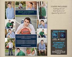 senior yearbook ad templates senior yearbook ad templates graduation ad high school