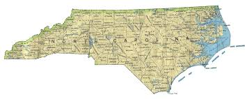 Map Of Tennessee And North Carolina by Map Of North Carolina By Phonebook Of North Carolina Com