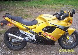 1997 suzuki gsx 600 f moto zombdrive com
