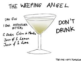 doctor who themed drinks album on imgur