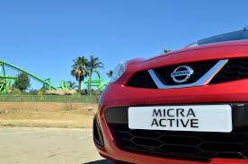 nissan micra visia review car review nissan micra active women on wheels