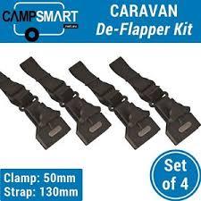 Rv Awning Deflappers Caravan Awning Deflappers Anti Flap Kit Deflapper De Flappers De