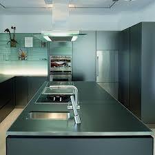 cuisine en verre verre dans la cuisine