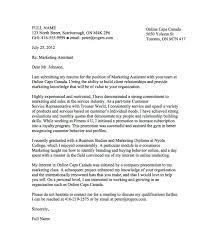 examples of cover letter canada professional resumes example online