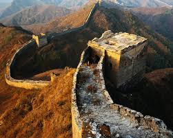 Map Of The Great Wall Of China by Great Wall Of China Map Wallpaper