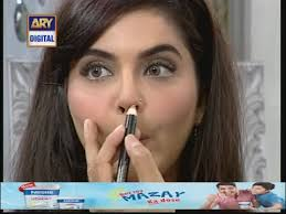 makeup tutorial classes morning pakistan make up class with wajid khan 18th august