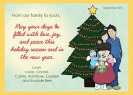 warm wishes from our family to yours dandiewinks