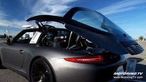 porsche 911 4s targa test drive 2016 porsche 911 targa 4 gts