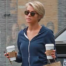 julie ann huff new haircut julianne hough with short hair pictures popsugar celebrity