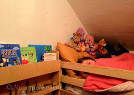 The Bunk Bed Buddy Is Perfect For Your Top Bunk Bookworm - Tidy books bunk bed buddy