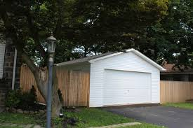 one story garages for two vehicles see photos