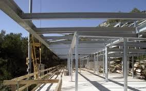 capannone usato capriate per capannoni usate fibra di ceramica isolante