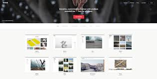 the best online portfolio builders for designers photographers