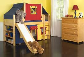 Slide Bunk Bed Top 10 Loft Beds With Slides