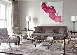 grey lounge decorating ideas grey sofa fur cushion stunning flat