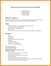 classic 20 blue sample resume for customer service representative